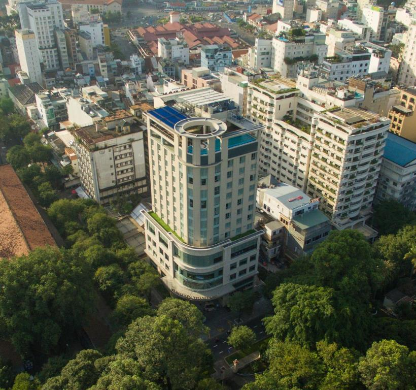 Central Palace Saigon Hotel